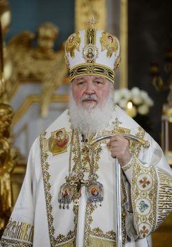патриарх рождественское пославние